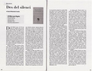 David Madueño- Des del silenci
