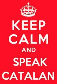 Keep Calm and Speak Catalan