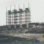 columnes puig i cadafalch amb bastides